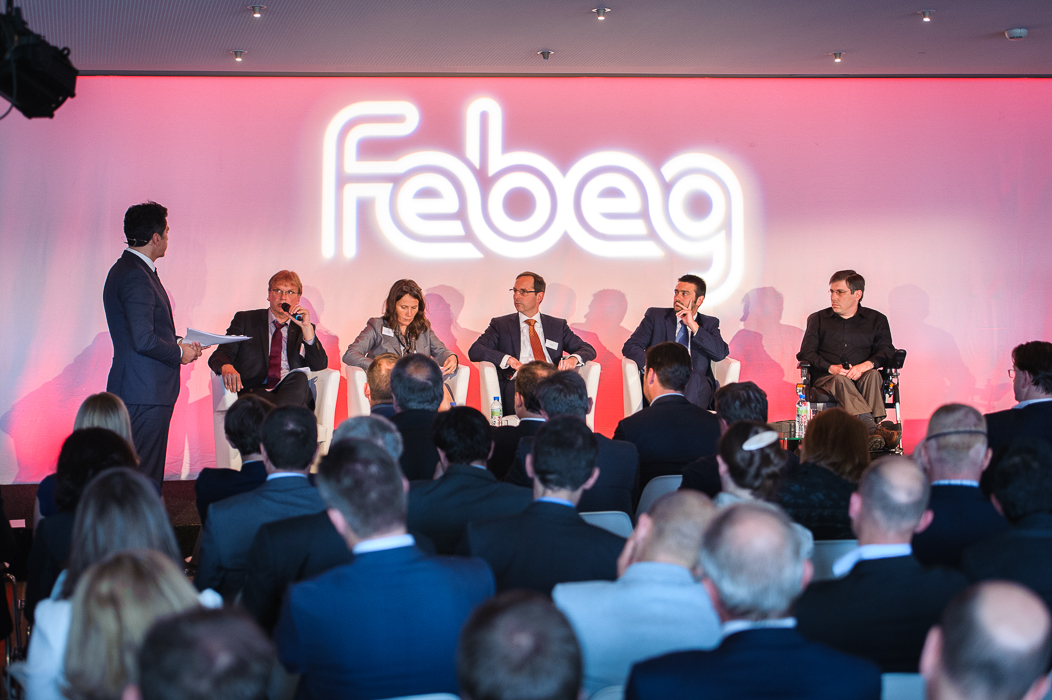 Debate on 'the new energy consumer' at the FEBEG General Assembly 2015