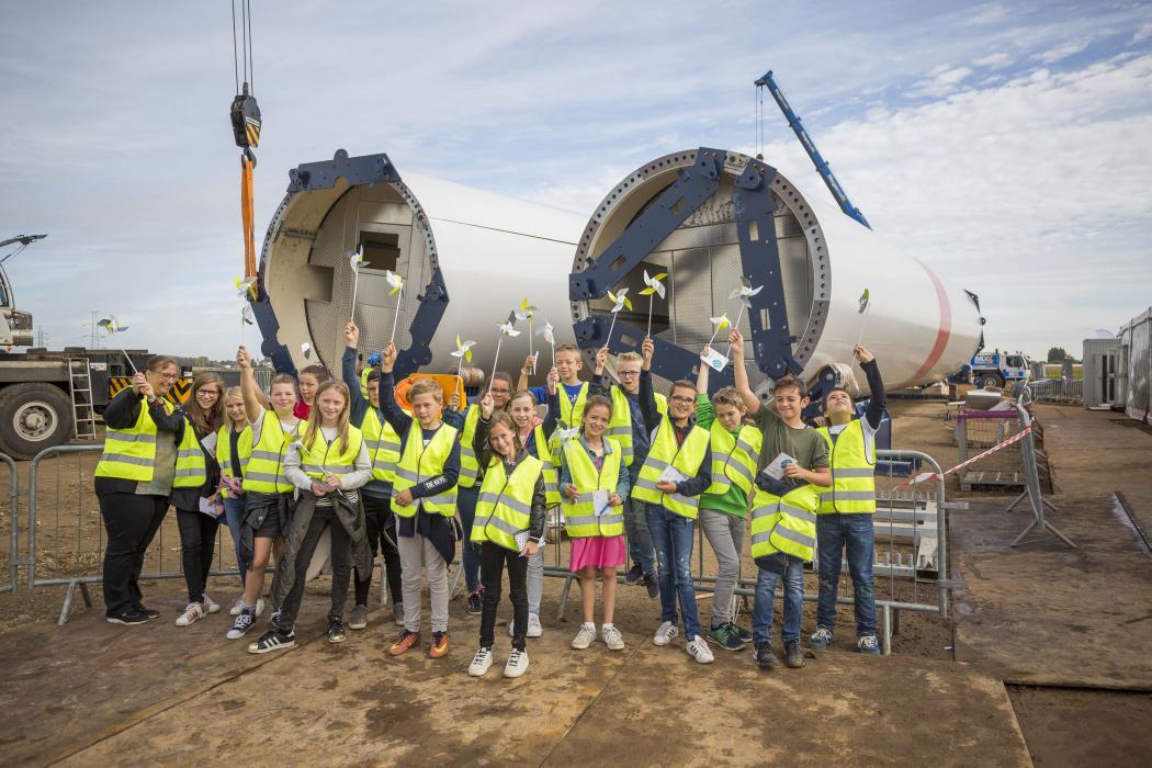 Visites de citoyens et d 39 coliers sur les chantiers de for Chantiers de construction